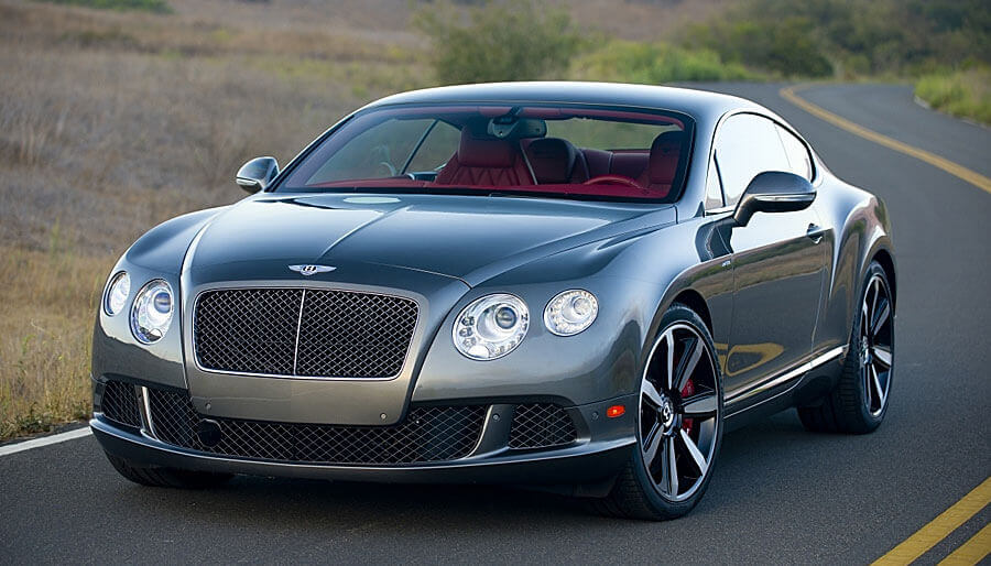 Sell my Bentley